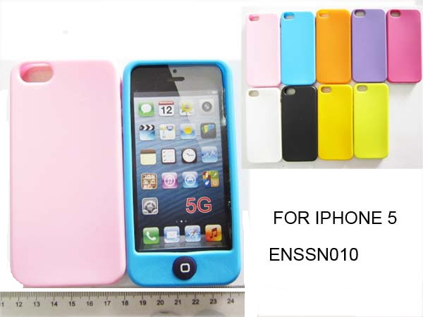 Silicon iphone 5 Cases