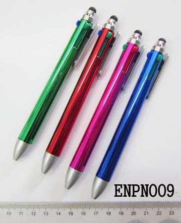 4 Color Cell Phone Touch Pens