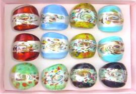 Wholesale Glass Rings