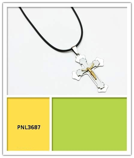 Cross Stainless Steel Necklaces