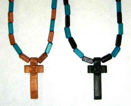 Wood Necklaces