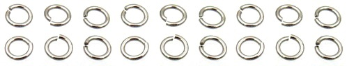 Wholesale Stainless Steel Jump Rings