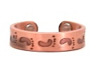Magnetic Foot Copper Rings
