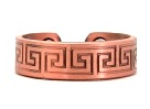 Celtic Adjustable Size Magnetic Copper Rings