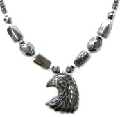 Eagle Magnetic Necklace