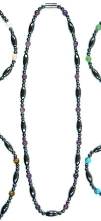 Hematite Magnetic Necklaces