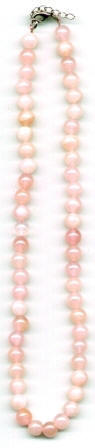 6mm Semi Precious Gemstone Necklace