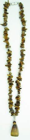 Tiger Eye Necklaces
